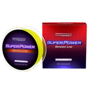 шнур, плетенка Kastking Super Power PE